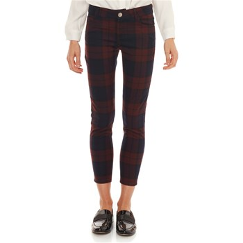On you - Pantalon - bordeaux