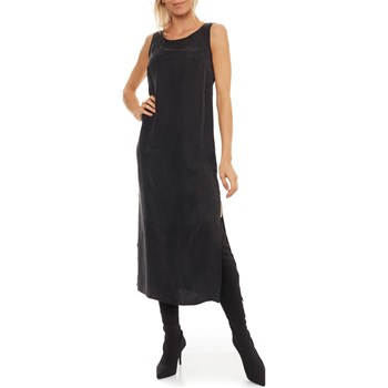 On you - Robe droite - noir