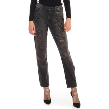 Pepe Jeans London - Heidi rose - Jean large - gris