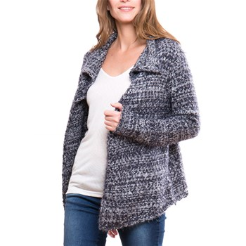 LPB Woman - Strickjacke - marineblau