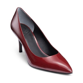 What For - Soft - Leren pumps - rood
