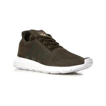 adidas Originals - Swift-run - Baskets basses - vert foncé