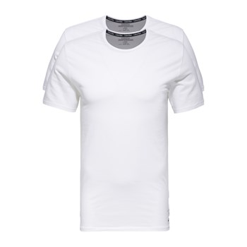 Calvin Klein Underwear Men - Lot de 2  t-shirts - blanc