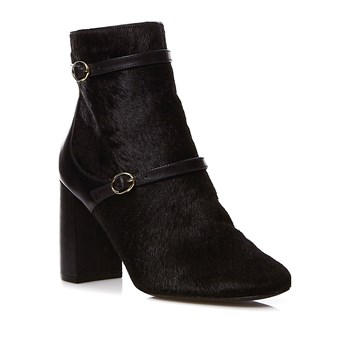 What For - Boots en cuir - noir