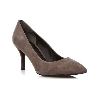 What For - Escarpins en cuir - gris