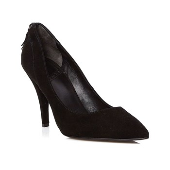 What For - Escarpins en cuir - noir