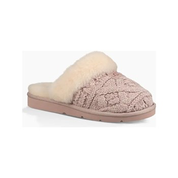 Ugg - Cozy Cable - Chaussons - rose