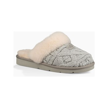 Ugg - Cozy Cable - Chaussons - gris
