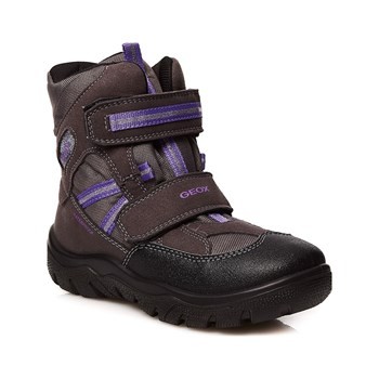 Geox - Jr Frosty Girl Wpf C - Boots - lila