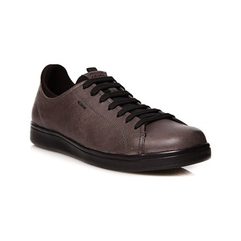 Geox - U Warrens A - Ledersneakers - anthrazit