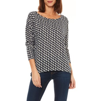Only - Top - gris clair