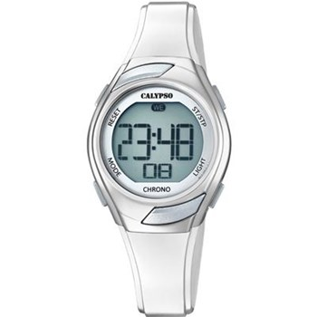 Calypso - Montre digitale - blanc