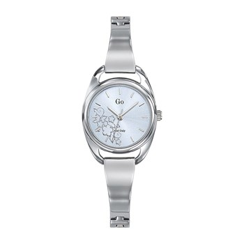 Go Girl Only - Montre analogique - argent