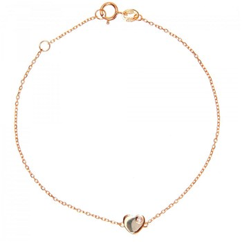 Vertigo - Love Me - Bracelet en or avec diamant - or