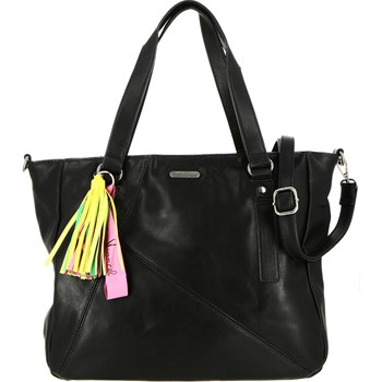 Little Marcel - Sac shopping - noir