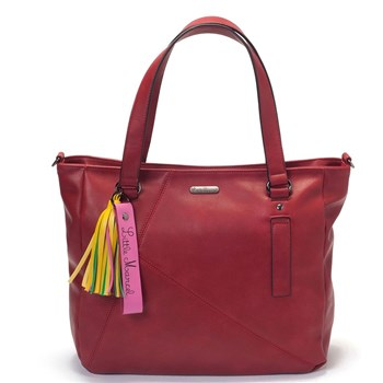 Little Marcel - Sac shopping - rouge