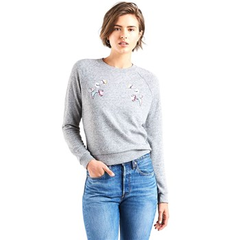 Levi's - Relaxed crew - Sweat-shirt - gris
