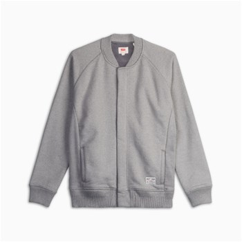 Levi's - Mighty made - Bomber jack - grijs