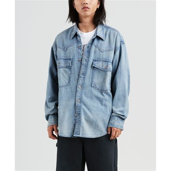 Levi's - Giacca in jeans - blu jeans