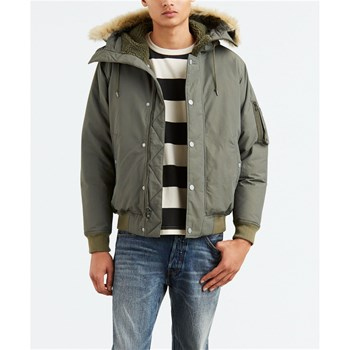 Levi's - Down davidson - Bombers - olive