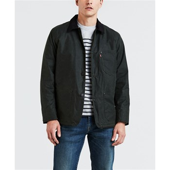 Levi's - Sherpa engineer's - Giacca - verde