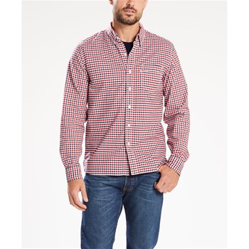 Levi's - Sunset - Camisa de manga larga - cereza