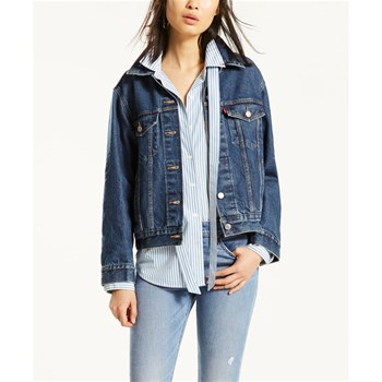 Levi's - Giacca in jeans - blu