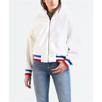 Levi's - Stefie - Bomber - bianco