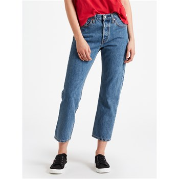 Levi's - 501 - Crop Jeans - Lost cause