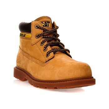 Caterpillar - Colorado plus - Boots en cuir - miel