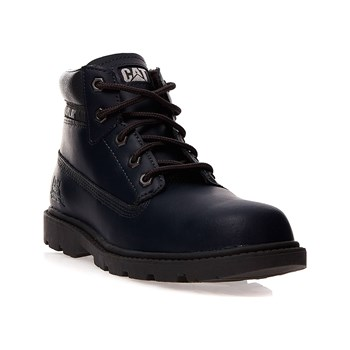 Caterpillar - Colorado Plus - Boots en cuir - bleu marine
