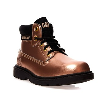 Caterpillar - Colorado Plus - Boots en cuir - bronze