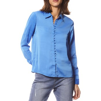 Noisy May - Chella - Chemise manches longues - bleu classique