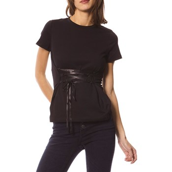 Noisy May - T-shirt manches courtes - noir