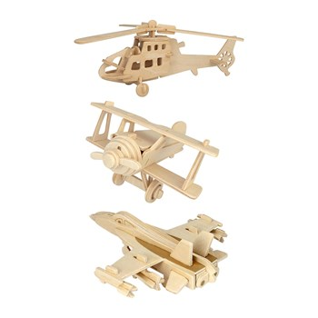 Jimmy's Toys - Pack Aviation