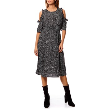 Only - Robe fluide - noir