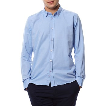 Hope N Life - Nostenfer - Chemise manches longues - bleu