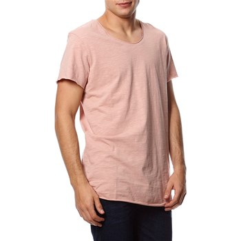 Jack & Jones - Kurzärmeliges T-Shirt - rosa