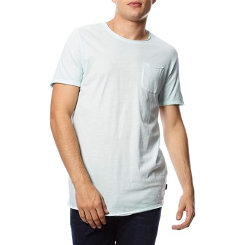 Jack & Jones - Kurzärmeliges T-Shirt - himmelblau