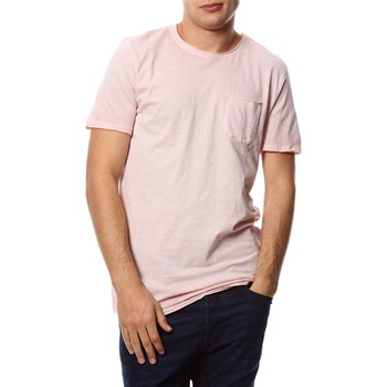 Jack & Jones - T-shirt, korte mouw - roze