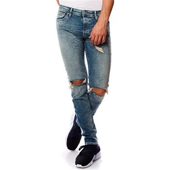 Jack & Jones - Jeans dritto - blu jeans