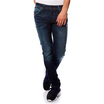 Jack & Jones - Jeans recht - blue jean
