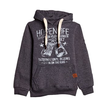 Hope N Life - Dariuno - Sweat à capuche - anthracite