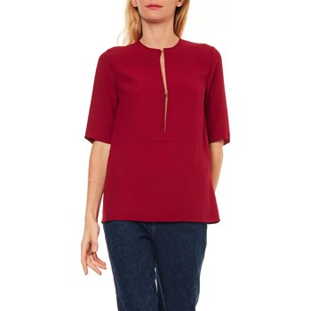 Sonia Rykiel - Top - bordeaux