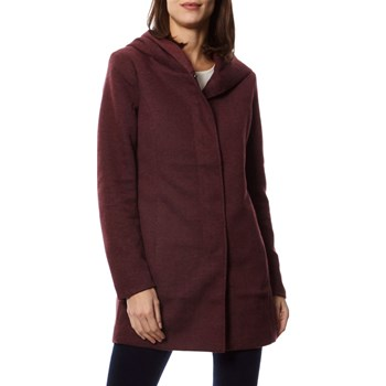 Only - Manteau - bordeaux