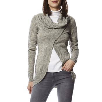 Only - Cardigan - gris clair