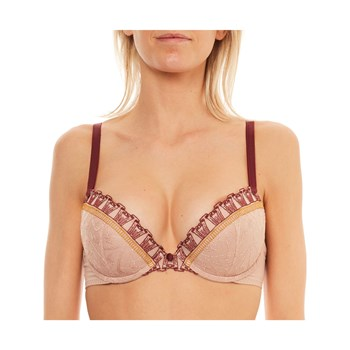 Maison Lejaby - Romance - Soutien-gorge push-up - marron