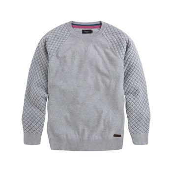 Pepe Jeans London - Abbey - Pull - gris chine