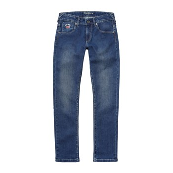 Pepe Jeans London - Emerson - Jean slim - bleu jean