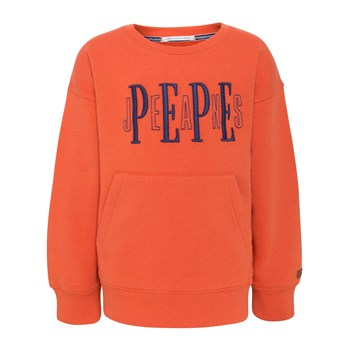 Pepe Jeans London - Finn - Sweat-shirt - orange